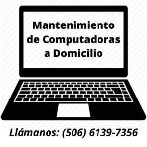 Servicio de Mantenimiento de Computadoras para Empresas