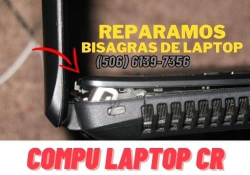 reparacion de bisagras de laptop visagras