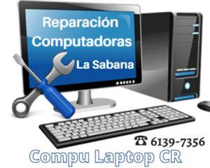 reparación de computadoras la sabana
